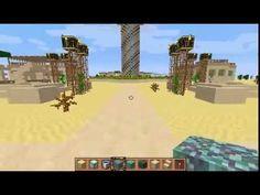 Minecraft   Ep 21 Ramsès II   Les bases de la bibliothèque / Haut d'plaf...
