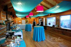 Tented Birthday Party