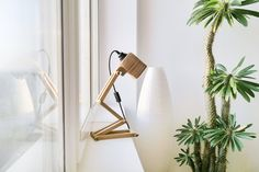 FLAMPIC Basic - with personalized medallion different shapes!) Wood table lamp - is unique lamp in natural wood (LED lamp, ECO lamp) Dog Lamp, Wooden Diy, Table Lamp Wood, Wooden Table Lamps, Wooden Lamp, Wooden Desk Lamp, Wooden Desk, Pixar Lamp, Concrete Lamp