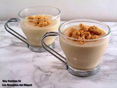 Hoy Cocinas Tú: Panna Cotta de turrón de almendra | Gastronomía & Cía