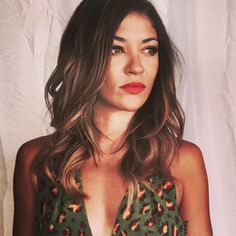 Can I have Jessica Szohr's hair please