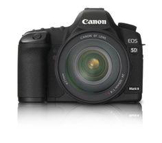 Canon EOS 5D Mark II 21.1MP Full Frame CMOS Digital SLR Camera with EF 24-105mm f/4 L IS USM Lens Canon. dreamy