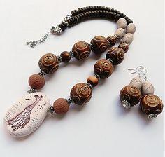 Safari by ala - SAShE.sk - Handmade Sady šperkov