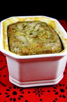 Pâté périgourdin au cœur de foie gras