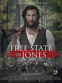 Free State Of Jones - film 2016 - AlloCiné Matthew Mcconaughey, Free State  Of Jones fd885a0b293