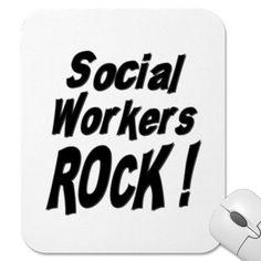 Social Workers Rock!