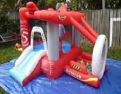 If you want to hire a clean and safe jumping castle, and you want the best price along with the best service and guaranteed booking that wont cancel on you. at http://www.wehireit.com.au/