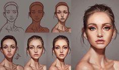 "2,715 Likes, 26 Comments - ⭐️DRAWING TUTORIALS (@drawing_tutors) on Instagram: ""Victor Lozada #рисование #illustration #drawing #drawings #впроцессе #рисую #artist #sketch…"""