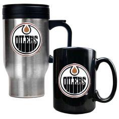 Edmonton Oilers Thermal Mugs