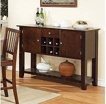 Dining Room Ideas. Buffet/server.