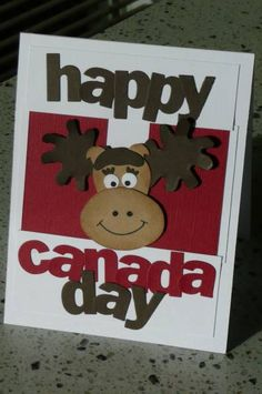 by - Cards and Paper Crafts at Splitcoaststampers Canada Day Crafts, Canada Day Party, Happy Canada Day, Canada 150, Canada Images, Holidays Around The World, Crafts For Seniors, 3d Paper Crafts, Card Making