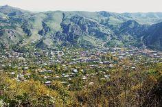 La ciudad armenia de Goris fue seleccionada como ciudad piloto para desarrollar una iniciativa para promover el desarrollo urbano sostenible.