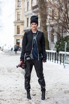 Stockholm Fashion Week Januar 2013