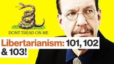 Penn Jillette on Libertarianism, Taxes, Trump, Clinton and Weed | Best o...