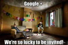 Google+ and its opponents Facebook, Twitter and LinkedIn! Why the Google social networks doesn't work well?