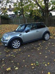 eBay: Mini Cooper auto 1.6 petrol #minicooper #mini