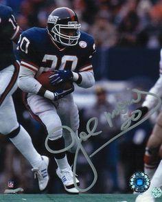 fe9f94162c014 Autographed Joe Morris New York Giants 8x10 Photo. Best Football Team, New  York Giants