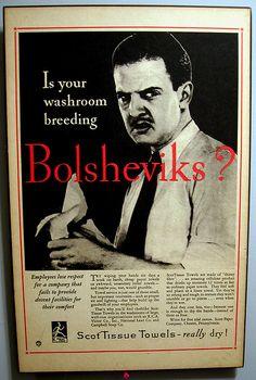 Breeding Bolsheviks