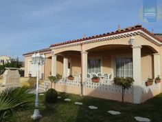 A vendre Saint Donat Sur L'herbasse 380045964 Cimm immobilier Location, Saint, Pergola, Villa, Real Estate, Outdoor Structures, Outdoor Pergola, Real Estates, Fork