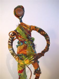 An Artist's Circle close up I
