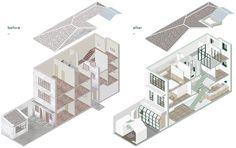 老房新生 – 里弄里的私宅改造,上海 / RIGI睿集设计 - 谷德设计网