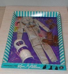 Ken's Astronaut NRFB