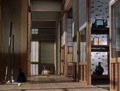 Yasujiro Ozu, An Autumn Afternoon, 1962 (Regla de los 360º)