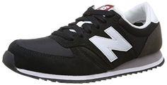 New Balance U420V1, Herren Sneakers, Schwarz (Black/White), 44 EU (9.5 Herren UK) - http://on-line-kaufen.de/new-balance/44-eu-9-5-uk-new-balance-420-unisex-erwachsene-2