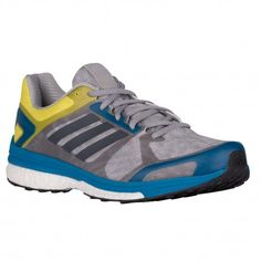 Price Down Mens Running Shoes - Adidas Supernova Sequence 9 White/Unity Blue/Unity Blue