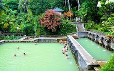 Banjar Hot Springs at Lovina, Bali