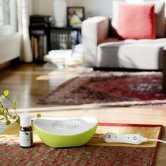 Le Stonelia est en céramique et diffuse vos huiles essentielles en les chauffant très légèrement, conservant ainsi leur propriétés. Avec son timer intégré à deux positions, son utilisation est des plus simples.