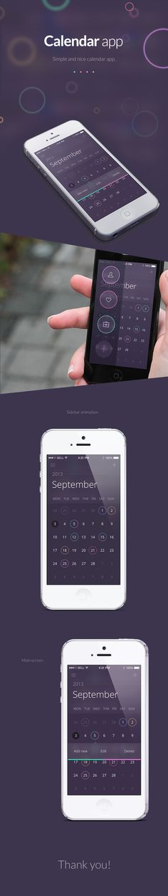https://www.behance.net/gallery/11632997/Calendar-app