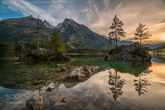 Hintersee by hubertbichler #nature #mothernature #travel #traveling #vacation #visiting #trip #holiday #tourism #tourist #photooftheday #amazing #picoftheday