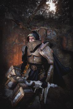 Warhammer 40K - Inquisitor by Alexey Konstantynov