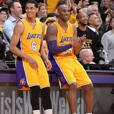 Kobe Bryant & Jordan Clarkson Will Both Play Today. Lakers...