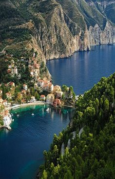Assos in Kefalonia Island, Greece