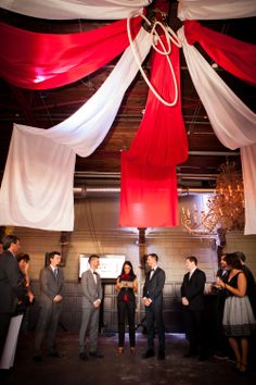 "Darren & Joshua ""fleur de lis"" inspired wedding @Airship37 Event Venue"