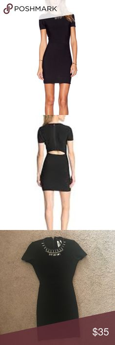 BCBG Kaylen Dress Brand new with tags! $398 from Bloomingdales. No flaws. Bodycon style. BCBGMaxAzria Dresses