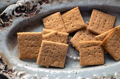 Classic Snacks Made from Scratch – Graham Crackers