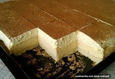 Dezerty Archives - Page 2 of 55 - Báječné recepty Torte Recepti, Kolaci I Torte, Wine Recipes, Dessert Recipes, Cooking Recipes, Sweet Desserts, Sweet Recipes, Chocolate Dome, European Dishes