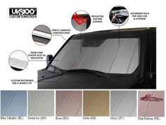 Covercraft UVS100  Series Custom Fit Windshield Shade for Select Ford Escape Models  Triple Laminate Construction Silver *** ** AMAZON BEST BUY **