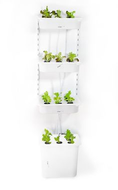 Grow Your Own Food With IKEA Components - DesignTAXI.com