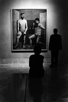 Elliott Erwitt. Spain, 1995.