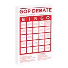 GOP Debate Watch Party Pack | The Democrats Store Drinking Games, Nba Tv, Election Day, Political Party, News Magazines, Party Entertainment, Party Packs, Gop Debate