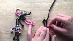 How to make Paracord People