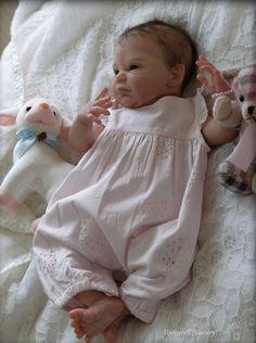 Custom Made Reborn Nevaeh You choose hair Eye color skin tone Bb Reborn, Reborn Toddler Dolls, Newborn Baby Dolls, Reborn Dolls, Reborn Babies, Tiny Dolls, Cute Dolls, Silicone Baby Dolls, Reborn Silicone