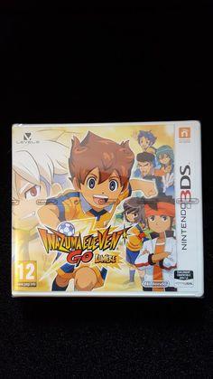 Inazuma Eleven Go lumière jeu 3ds/2ds