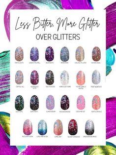 Colorful Nail Designs, Cool Nail Designs, Nail Color Combos, Nail Colors, Hot Nails, Hair And Nails, Funky Fingers, Different Color Nails, Strong Nails