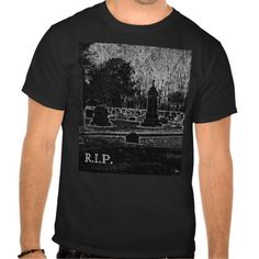 Haunted Cemetery T-shirt