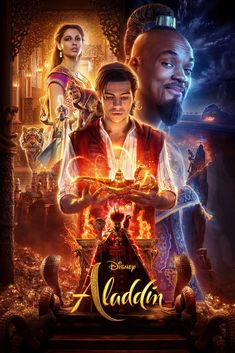 High resolution official theatrical movie poster ( of for Aladdin Image dimensions: 1500 x Directed by Guy Ritchie. Starring Naomi Scott, Will Smith Aladdin Film, Disney Aladdin, Watch Aladdin, Disney Fan, Aladdin Game, Disney Jasmine, Aladdin And Jasmine, Naomi Scott, Movie Posters